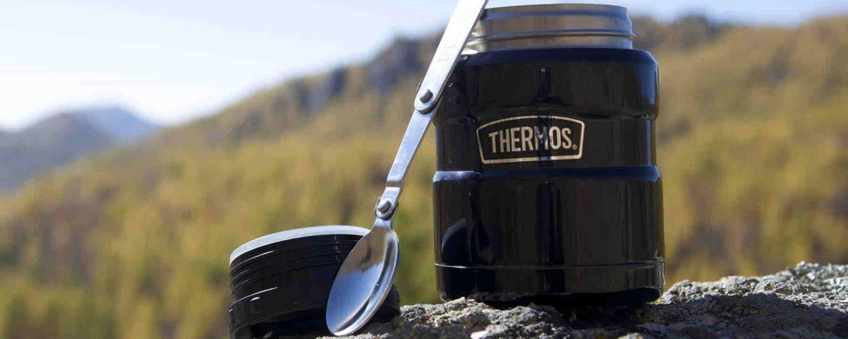 Termos obiadowy turystyczny- najlepszy termos na wycieczki - termos na zupe